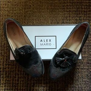 Alex Marie Oxfords Flats